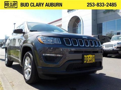 2020 JEEP Compass Sport 4dr 4x4