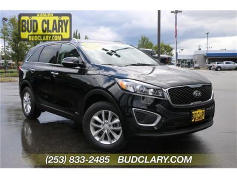2016 KIA Sorento 2.4L LX 4dr All-wheel Drive