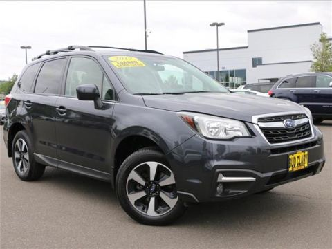 2017 Subaru Forester 2.5i Premium (CVT) 4dr All-wheel Drive