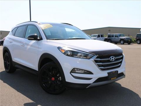 2017 Hyundai Tucson Night 4dr All-wheel Drive