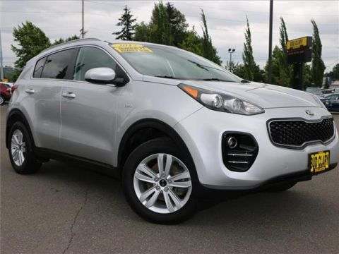 2017 KIA Sportage LX 4dr All-wheel Drive